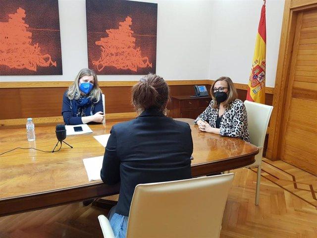El Instituto Aragonés de la Mujer amplía en cinco viviendas sus recursos para víctimas de violencias machistas.