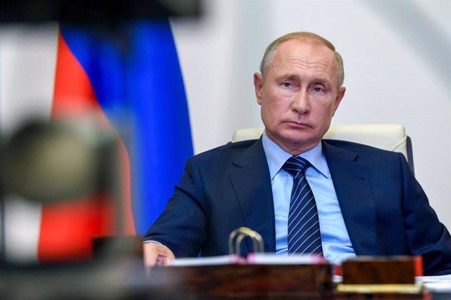 Archivo - Vladimir Putin.