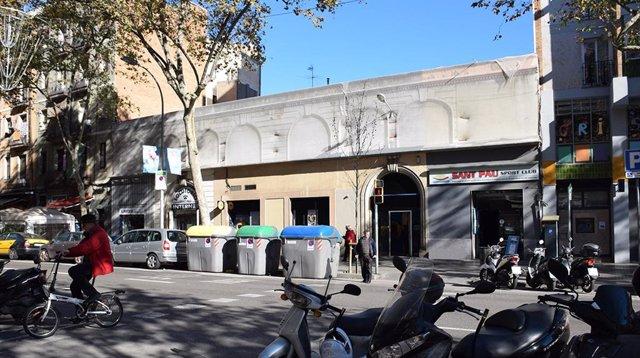 Archivo - Arxivo - El Gimnàs Social Sant Pau, al barri del Raval de Barcelona.