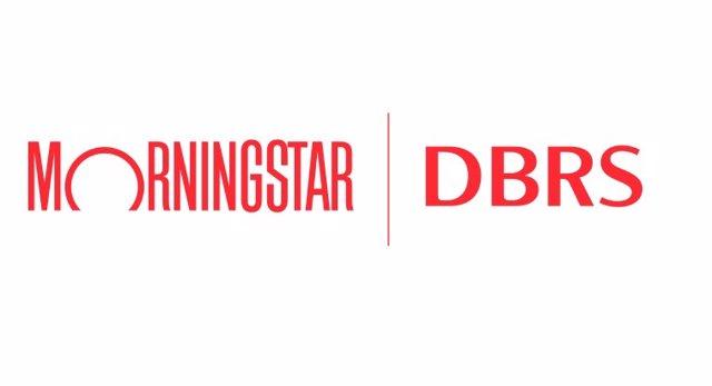 Archivo - Logo de la firma de calificación DBRS Morningstar.