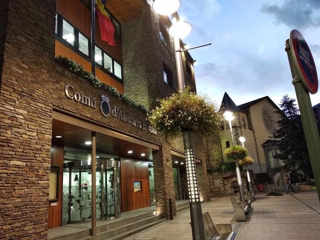 Comú d'Andorra la Vella