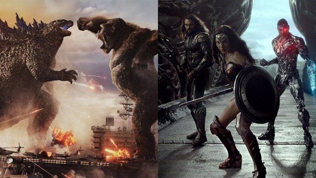 ¿Por Qué Fans Del Snyder Cut Boicotean Godzilla Vs. Kong?