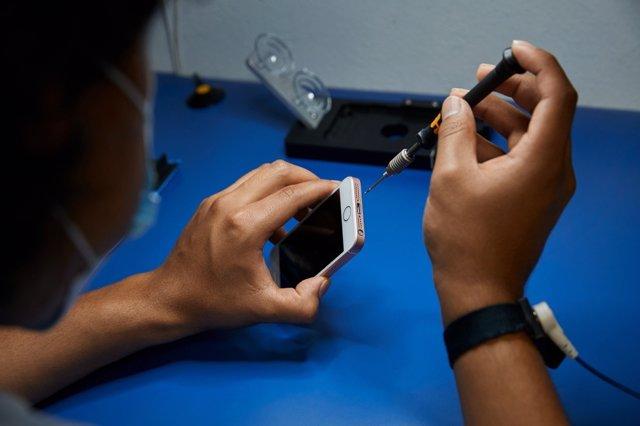 Programa de reparación independiente de Apple