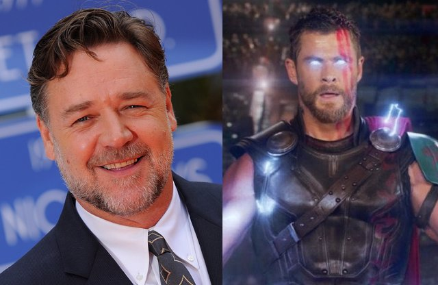 Russell Crowe ficha por Thor: Love And Thunder