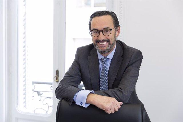 Archivo - Presidente de la Mutualidad de la Abogacía, Enrique Sanz