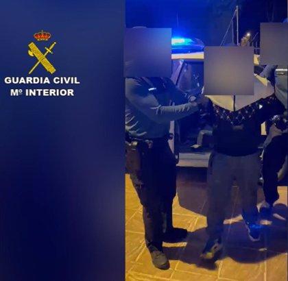 Entra en la cárcel 'Copito', con más de medio centenar de antecedentes y dos requisitorias de entrada de prisión