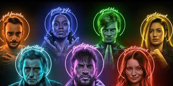 9. American Gods, cancelada tras tres temporadas