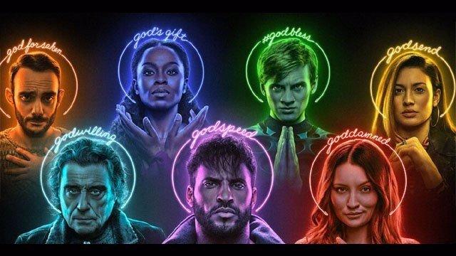 American Gods, candelada tras tres temporadas