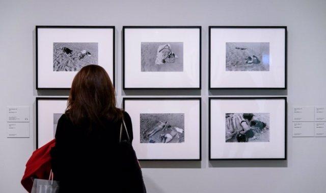 Una de las exposiciones de la Fundación Mapfre.