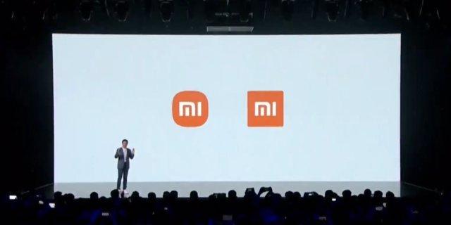 Rediseño del logo de Xiaomi