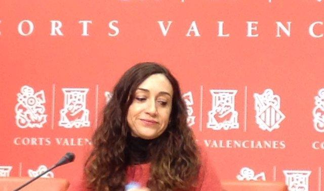 Isaura Navarro en una imagen de archivo