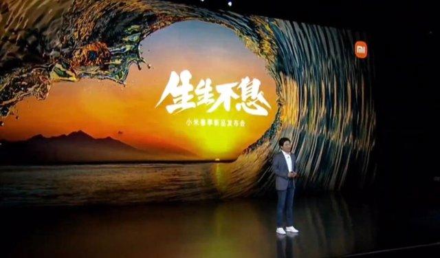 Lei Jun, director ejecutivo de Xiaomi