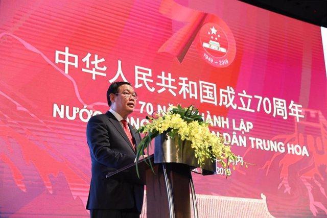 Vuong Dinh Hue, propuesto como sucesor