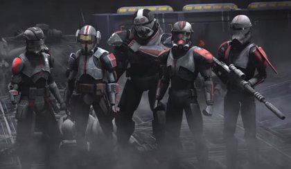 Espectacular tráiler de La Remesa Mala, la nueva serie de Star Wars en Disney+