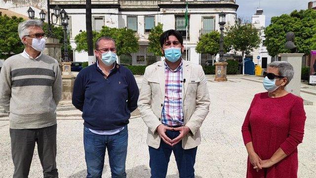 Ismael Sánchez reclama en El Priorato que se reabran las Urgencias