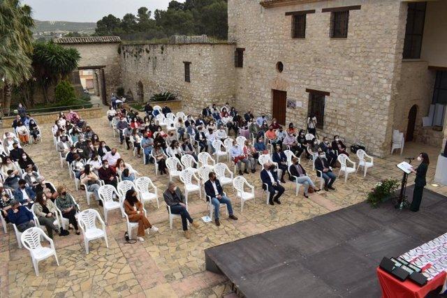 Acto de inicio del curso escolar 20-21 en Torredonjimeno (Jaén)