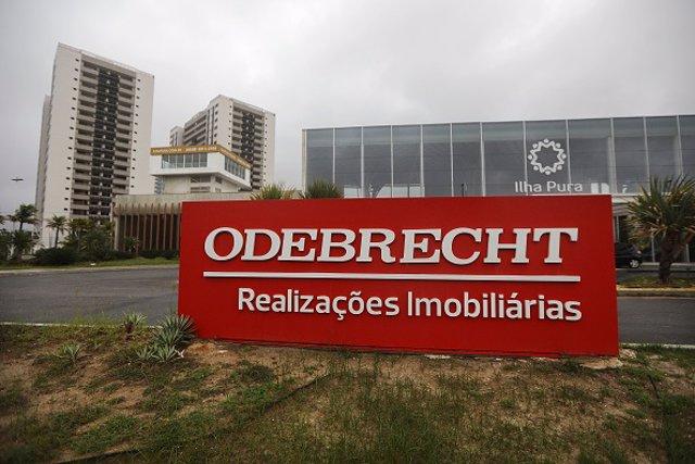 Archivo - La constructora brasileña Odebrecht