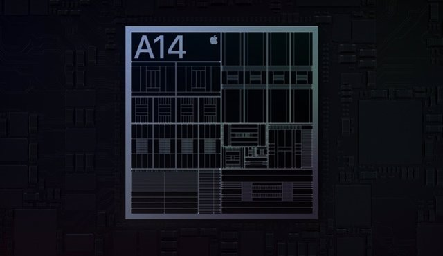 Archivo - Chip A14