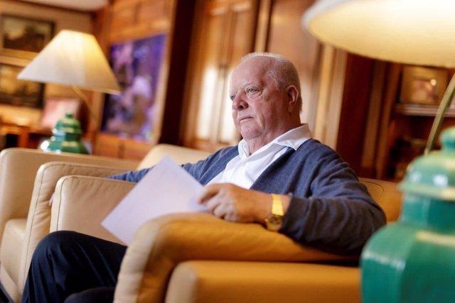 Wolfgang Kiessling, presidente de la Compañía Loro Parque