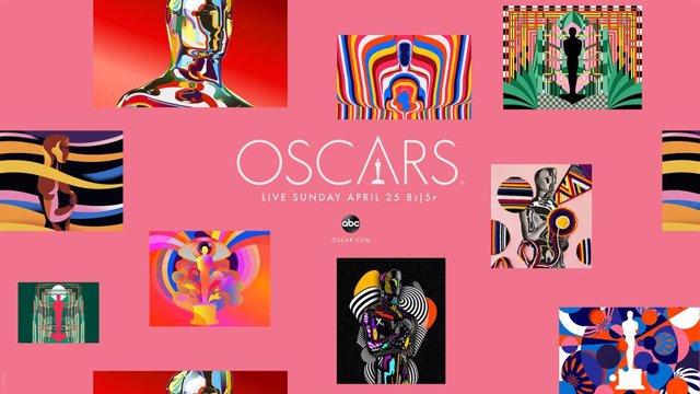 Logo de los Premios Oscar 2021