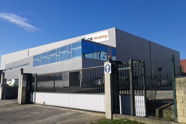 Archivo - Factoría de CIE Automotive.