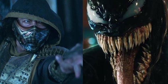 1. Venom 2 y Mortal Kombat retrasan su fecha de estreno