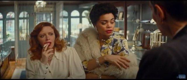 Escena de la película 'Estados Unidos contra Billie Holiday'