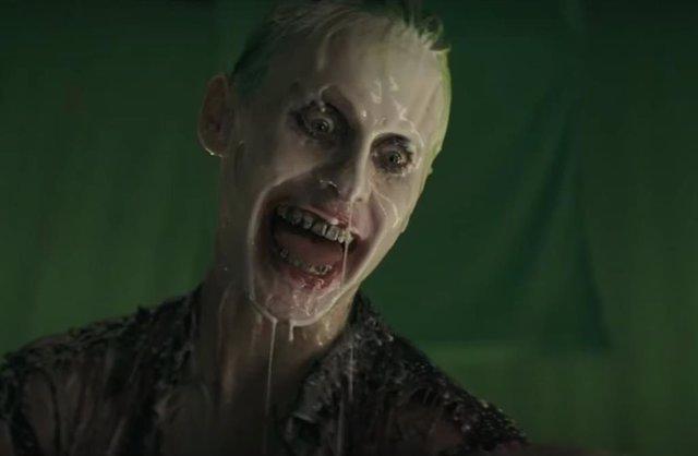 Joker de Jared Leto en una escena eliminada de Escuadrón Suicida