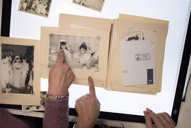 Archivo - Proyecto de recuperación audiovisual de la memoria colectiva del barrio de San Diego