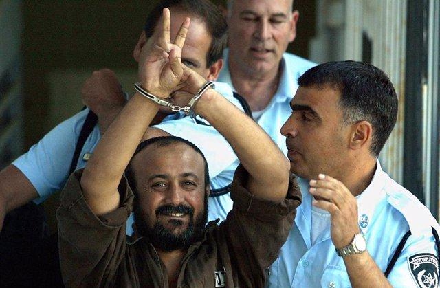 Archivo - Maruan Barghuti, alto cargo de Al Fatá encarcelado en Israel
