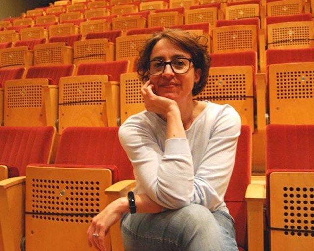 La directora general provisional de l'Institut del Teatre, Núria Plana.