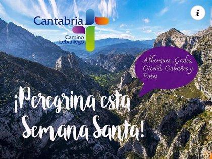 Abren hoy varios albergues del Camino Lebaniego para que los cántabros puedan peregrinar en Semana Santa
