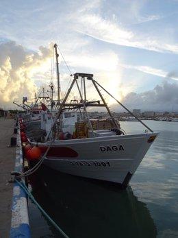 Archivo - Una barca de pesca.