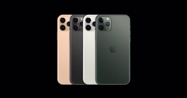 Archivo - IPhone 11 Pro