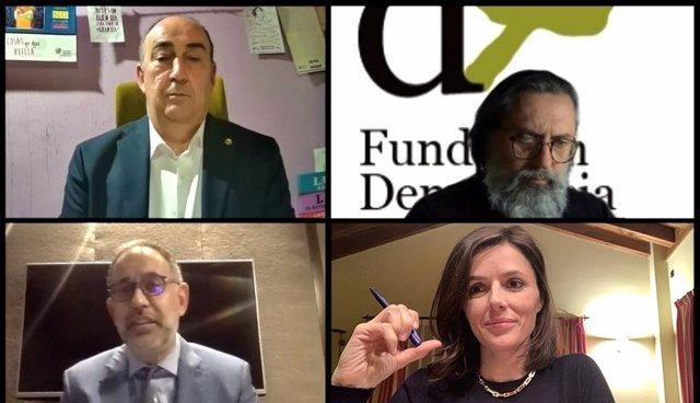 Archivo - Desarrollo Sostenible.- El presidente de la Diputación de Segovia reafirma el compromiso de la institución con los ODS