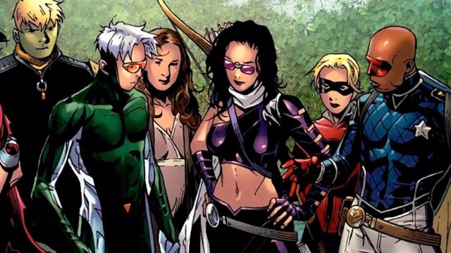 ¿Es Falcon Y El Soldado De Invierno La Puerta De Entrada De Los Jóvenes Vengadores Al Universo Marvel?