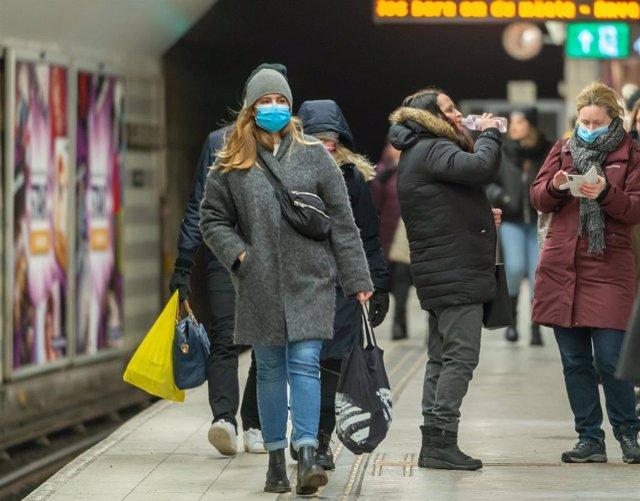 Archivo - Coronavirus en Estocolmo
