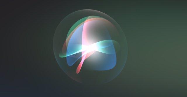 Archivo - Asistente virtual Siri