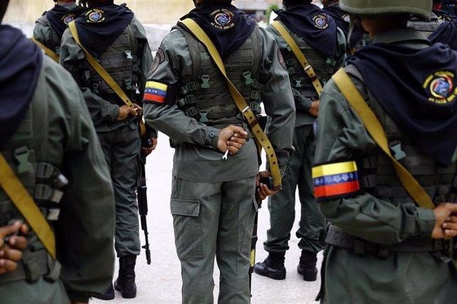 Militares en Venezuela