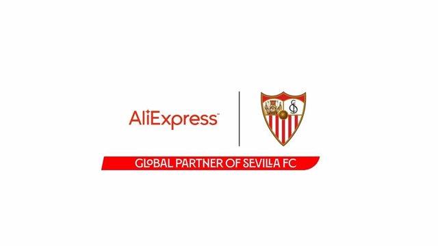 AliExpress se convierte en socio global del Sevilla FC