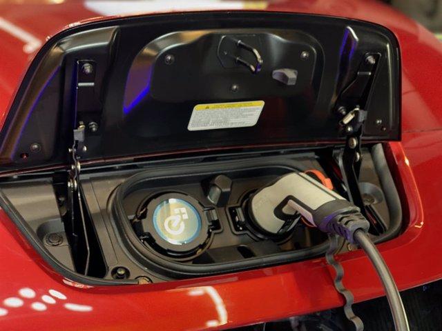 Archivo - Recurso de vehículo eléctrico (coche eléctrico)