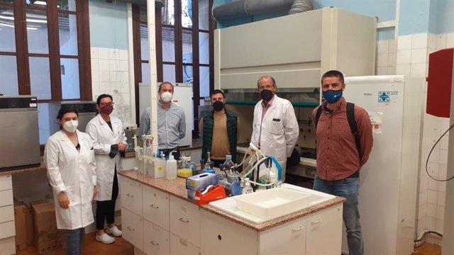 El laboratorio municipal colaborará con investigadores de la UIB en un sistema de detección del COVID-19 en interiores.
