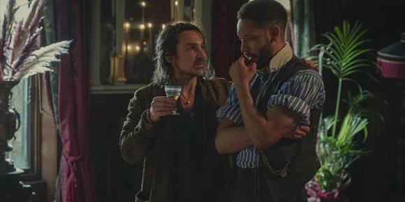 9. Los Irregulares: ¿Habrá romance entre Sherlock Holmes y Watson en la temporada 2 de la serie de Netflix?