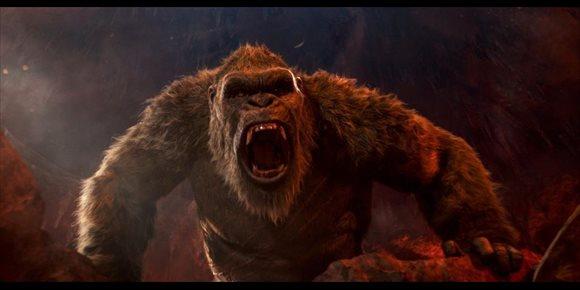 7. Godzilla vs Kong: Esta es la habilidad secreta de King Kong