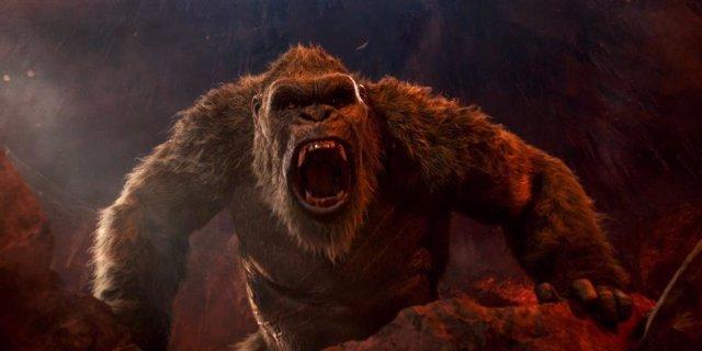 Godzilla vs Kong revela una curiosa habilidad secreta de King Kong