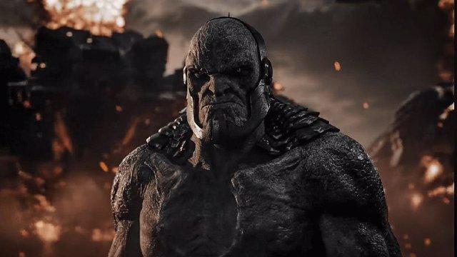 Darkseid en el Snyder Cut de Liga de la Justicia