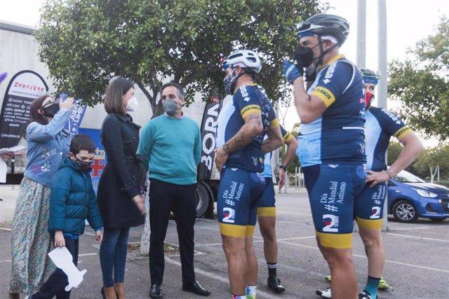 El Reto por el Autismo recorre la provincia de Almería para concienciar y recaudar fondos