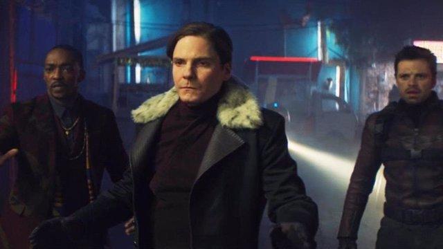 Falcon y el Soldado de Invierno: ¿Quién es el Agente de Poder?