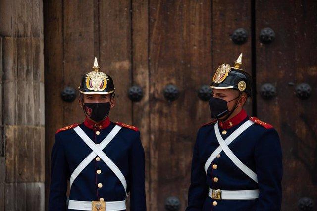 Actos de Semana Santa en Colombia en el contexto de la pandemia de coronavirus