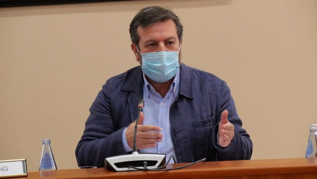 El diputado Luis Bará